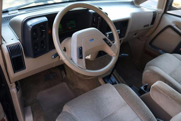 Autotrader Find: 1991 Ford Aerostar Time Capsule featured image large thumb3