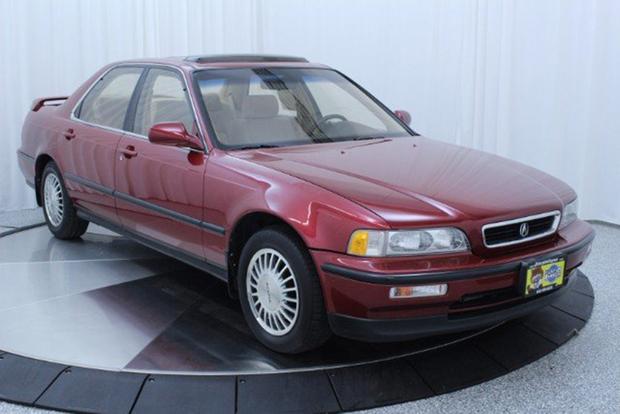 Autotrader Find: Perfectly Pristine 1991 Acura Legend Sedan featured image large thumb0