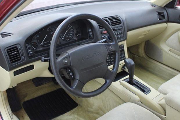 Autotrader Find: Perfectly Pristine 1991 Acura Legend Sedan featured image large thumb1