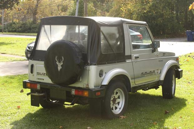 Autotrader Find: 1988 Suzuki Samurai With 23,000 Miles featured image large thumb1