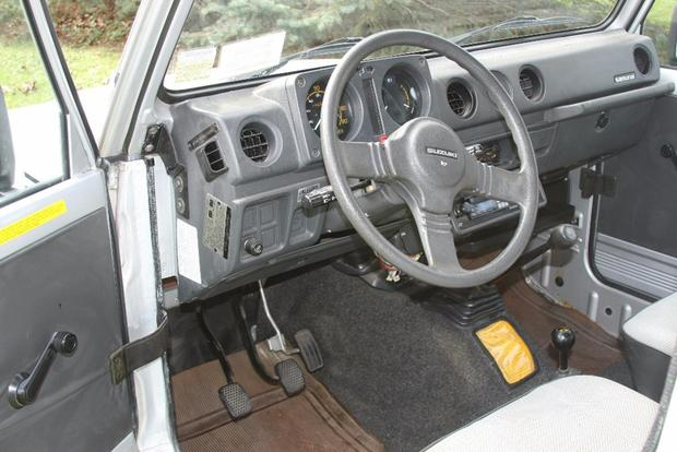 Autotrader Find: 1988 Suzuki Samurai With 23,000 Miles featured image large thumb2