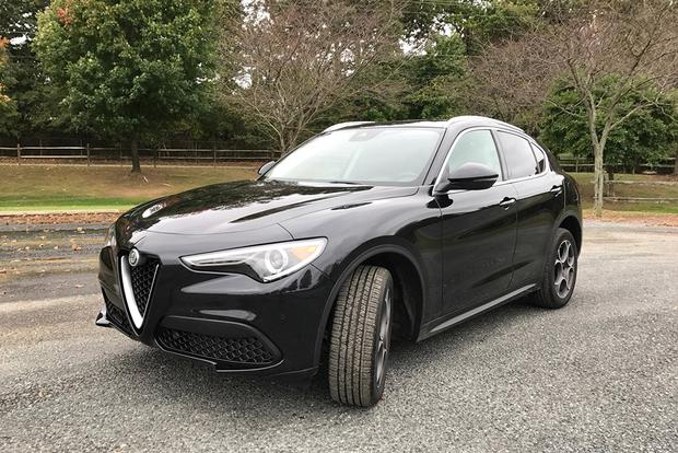 First Impression: The Alfa Romeo Stelvio Is Pretty Good featured image large thumb0