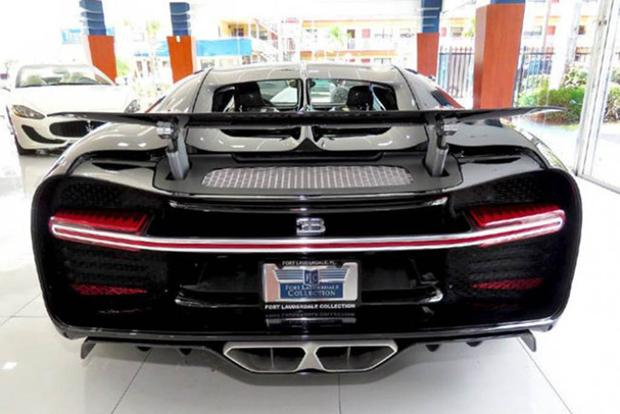 Autotrader Find: 2018 Bugatti Chiron featured image large thumb2