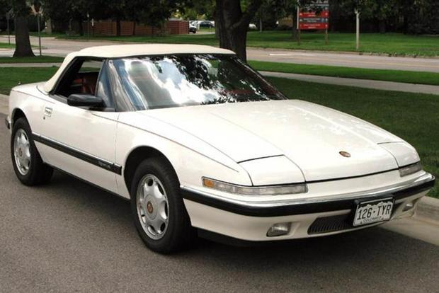 Autotrader Find: Mint-Condition, Low-Mileage 1991 Buick Reatta featured image large thumb0