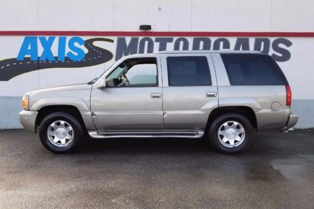Autotrader Find: One-Owner First-Generation Cadillac Escalade