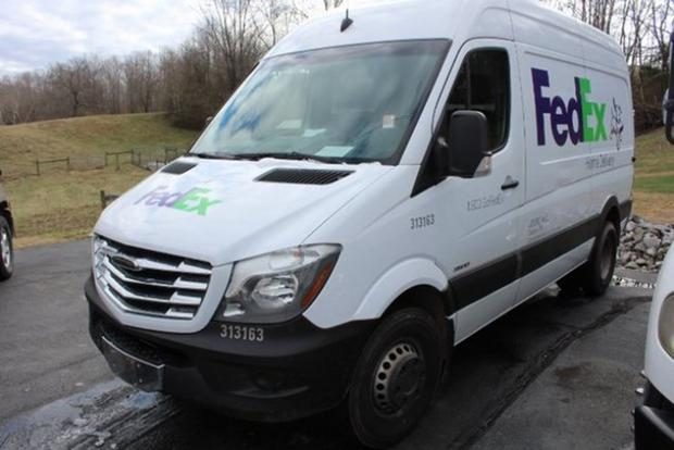 Autotrader Find: Former FedEx Freightliner Sprinter featured image large thumb0