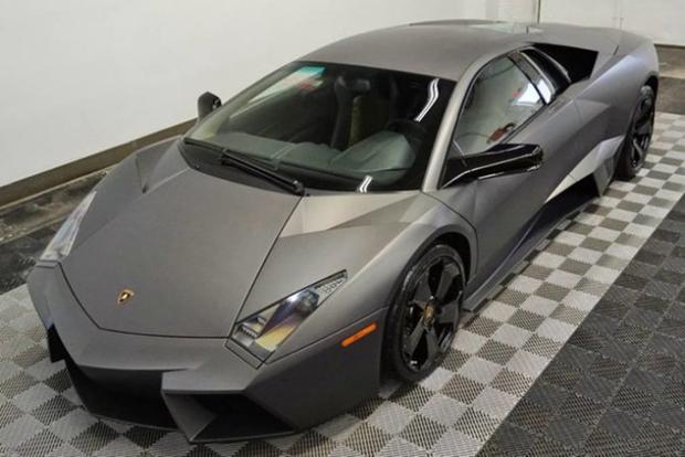 Autotrader Find 2008 Lamborghini Reventon For 1 685 900 Autotrader
