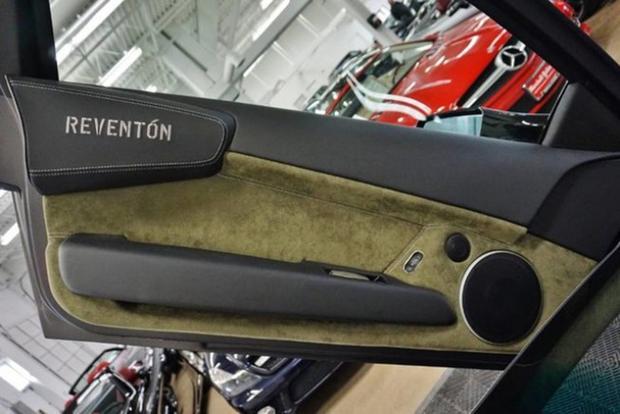 Autotrader Find: 2008 Lamborghini Reventon for $1,685,900 featured image large thumb2