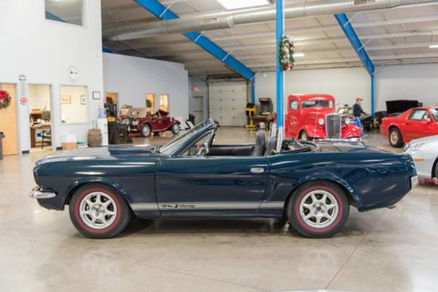 Autotrader Find: Mazda Miata Turned Into a 1960s Ford Mustang featured image large thumb1