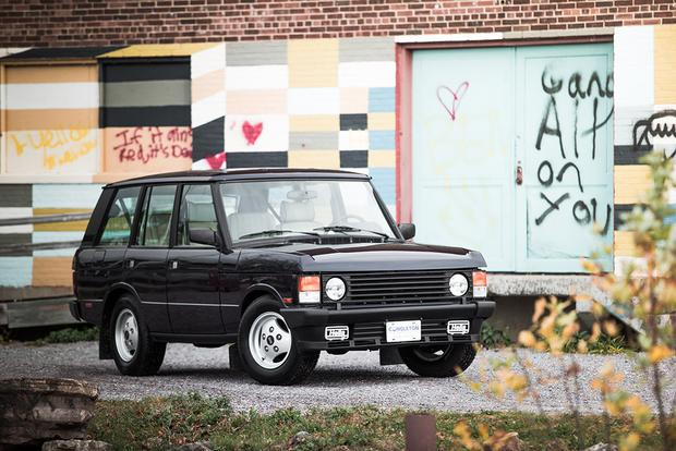 The Congleton Range Rover Classic Shows the Future of the Collectible SUV