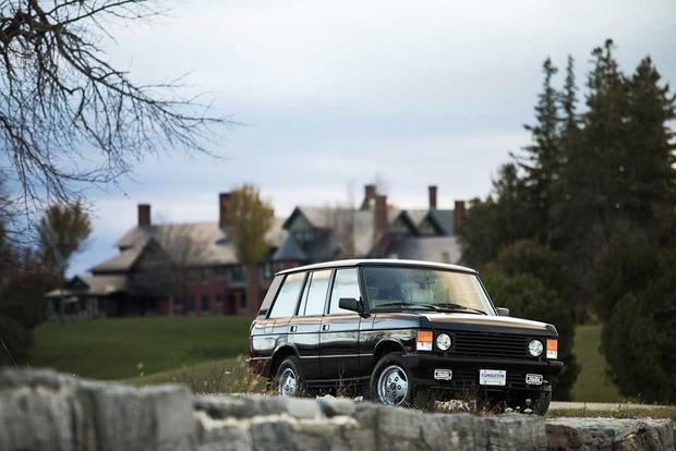 The Congleton Range Rover Classic Shows the Future of the Collectible SUV featured image large thumb4
