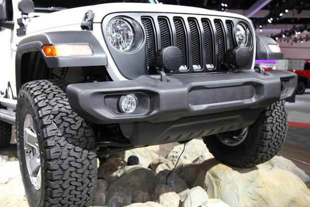 Here's the Easiest Way to Tell Apart the New Jeep Wrangler and the Old One