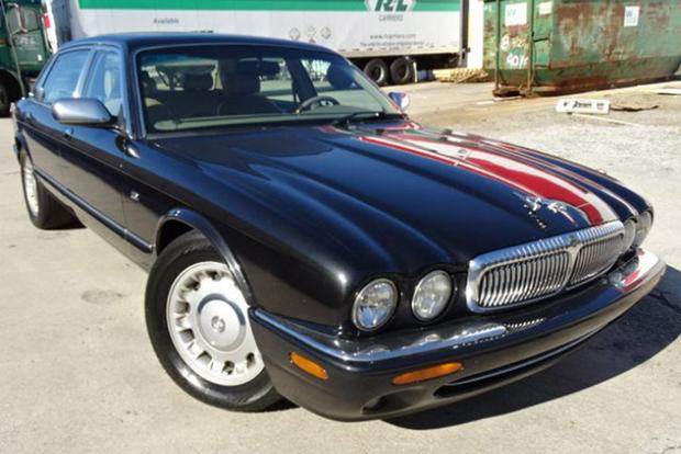 Autotrader Find: 1997 Jaguar XJ Vanden Plas With 398,000 Miles featured image large thumb0