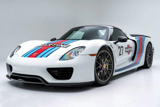 Car News Autotrader Find Porsche 918