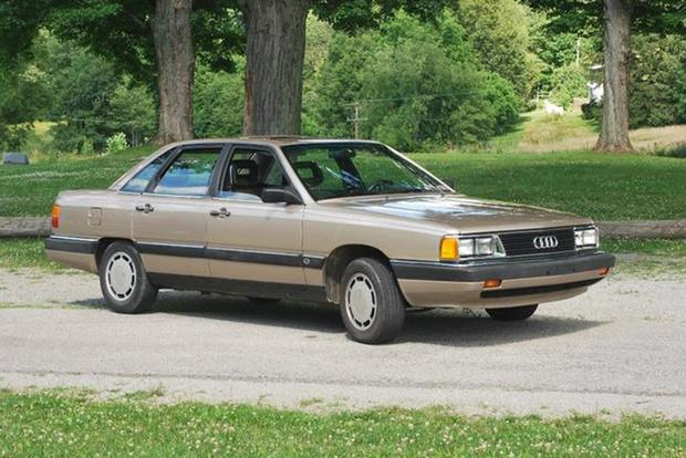Autotrader Find: 2-Owner 1985 Audi 5000 featured image large thumb0