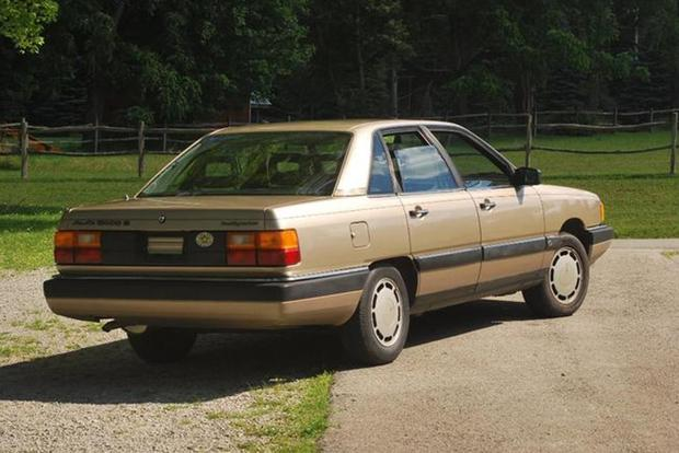 Autotrader Find: 2-Owner 1985 Audi 5000 featured image large thumb1
