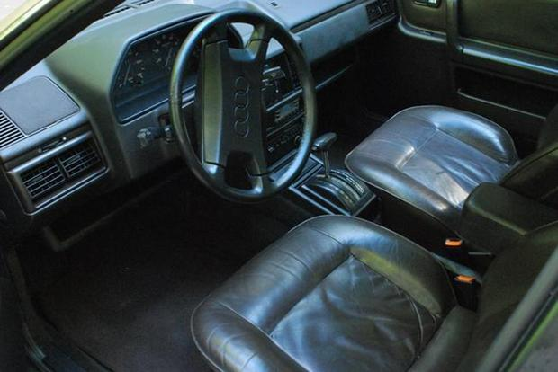 Autotrader Find: 2-Owner 1985 Audi 5000 featured image large thumb2