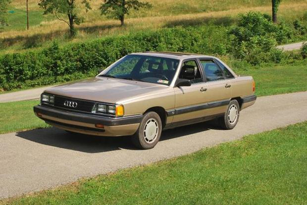 Autotrader Find: 2-Owner 1985 Audi 5000 featured image large thumb4