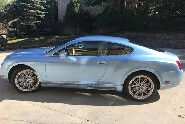 Autotrader Find: 2006 Bentley Continental GT With 137,000 Miles