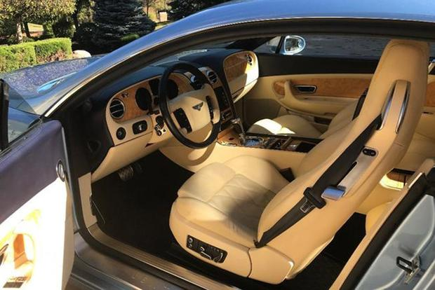 Autotrader Find: 2006 Bentley Continental GT With 137,000 Miles featured image large thumb2