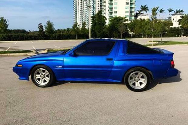 Autotrader Find: Well-Preserved 1989 Chrysler Conquest TSI featured image large thumb1