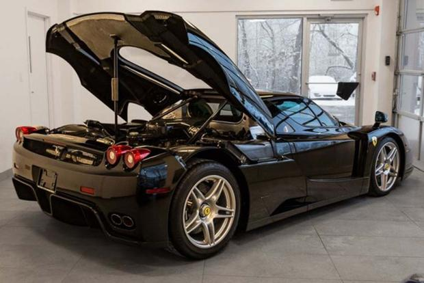 Autotrader Find: Ferrari Enzo Once Owned by Steve Wynn featured image large thumb1