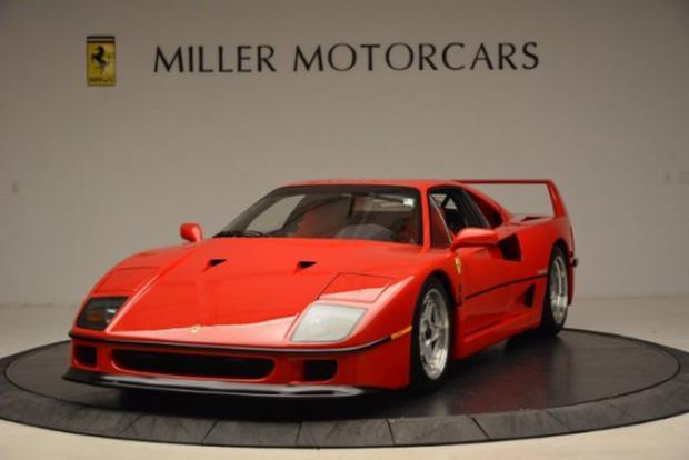 Autotrader Find: 1992 Ferrari F40 featured image large thumb0