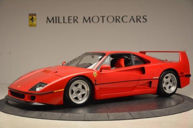 Autotrader Find: 1992 Ferrari F40 featured image large thumb1