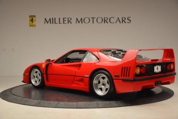 Autotrader Find: 1992 Ferrari F40 featured image large thumb2