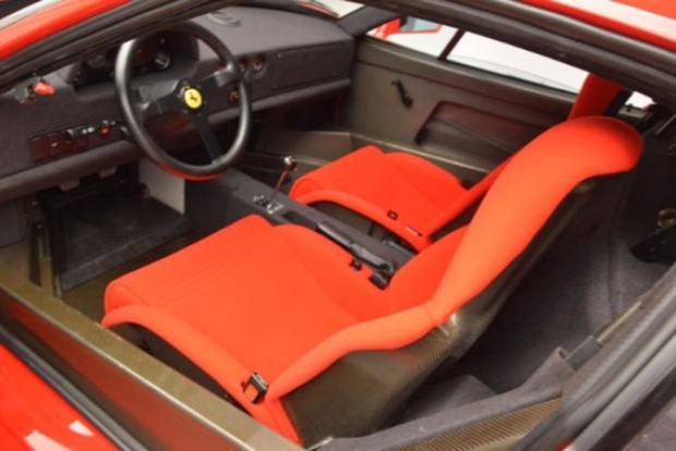 Autotrader Find: 1992 Ferrari F40 featured image large thumb3