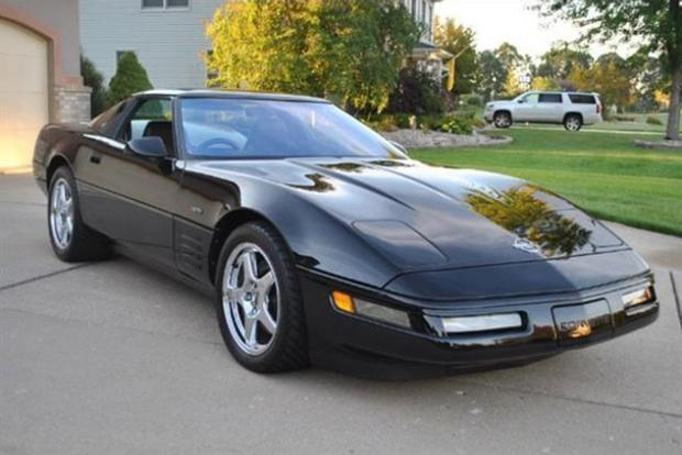 Autotrader Find: Right-Hand Drive 1994 Chevy Corvette ZR-1