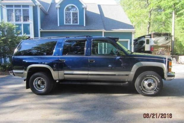 Autotrader Find: 1999 Chevy Suburban 2500 Dually featured image large thumb1