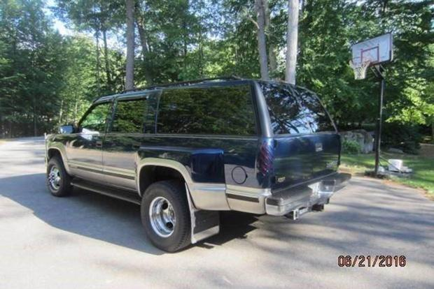 Autotrader Find: 1999 Chevy Suburban 2500 Dually featured image large thumb3
