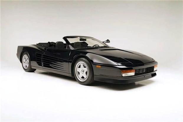 Autotrader Find: Ferrari Testarossa Convertible Conversion featured image large thumb0