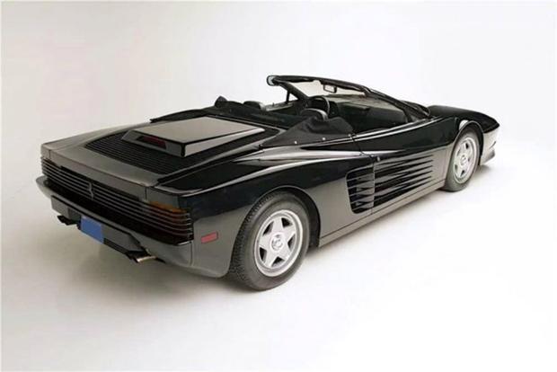 Autotrader Find: Ferrari Testarossa Convertible Conversion featured image large thumb1