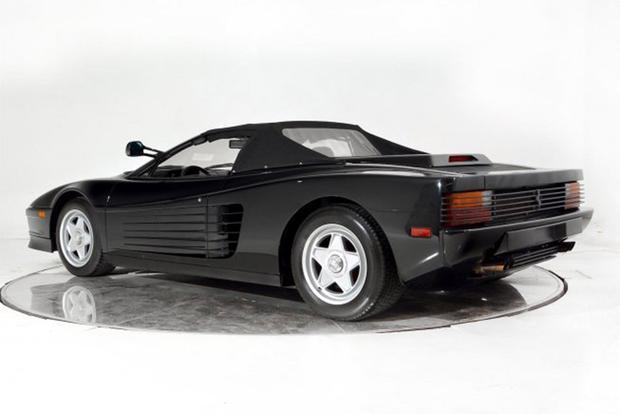 Autotrader Find: Ferrari Testarossa Convertible Conversion featured image large thumb2