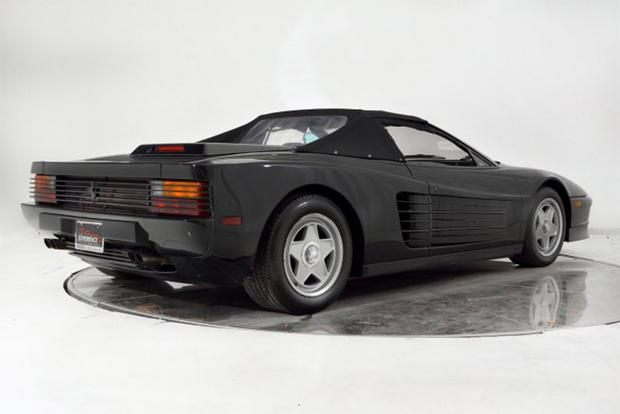 Autotrader Find: Ferrari Testarossa Convertible Conversion featured image large thumb3