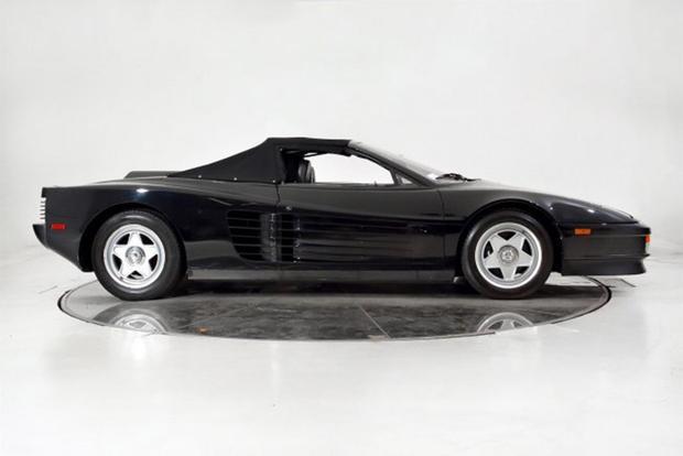 Autotrader Find: Ferrari Testarossa Convertible Conversion featured image large thumb4