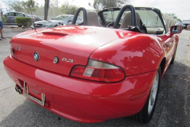The Bmw Z3 2 3 Didn T Have A Liter Engine Autotrader