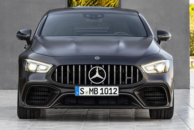 The Mercedes-AMG GT Is the Coolest New Mercedes Sedan featured image large thumb2