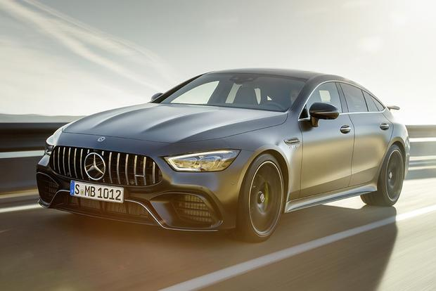 The Mercedes-AMG GT Is the Coolest New Mercedes Sedan featured image large thumb3