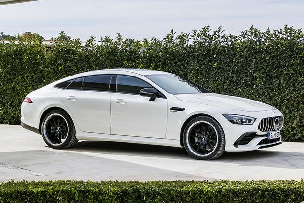 The Mercedes-AMG GT Is the Coolest New Mercedes Sedan featured image large thumb4