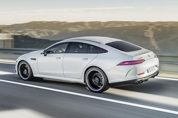 The Mercedes-AMG GT Is the Coolest New Mercedes Sedan featured image large thumb5