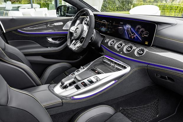 The Mercedes-AMG GT Is the Coolest New Mercedes Sedan featured image large thumb7