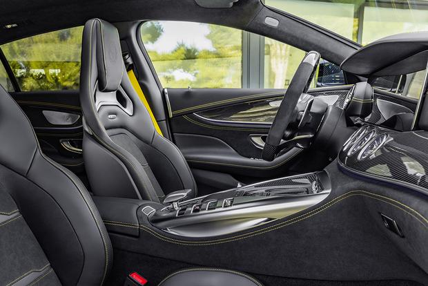 The Mercedes-AMG GT Is the Coolest New Mercedes Sedan featured image large thumb8