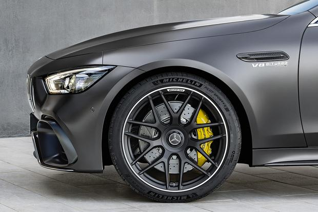 The Mercedes-AMG GT Is the Coolest New Mercedes Sedan featured image large thumb10