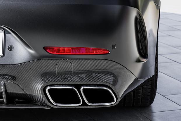 The Mercedes-AMG GT Is the Coolest New Mercedes Sedan featured image large thumb11