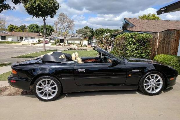 The Cheapest Aston Martin On Autotrader Is Just $18,500 Featured Image  Large Thumb0
