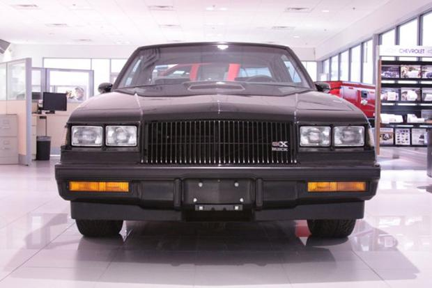 Autotrader Find: Mint 1987 Buick GNX for $150,000 featured image large thumb1