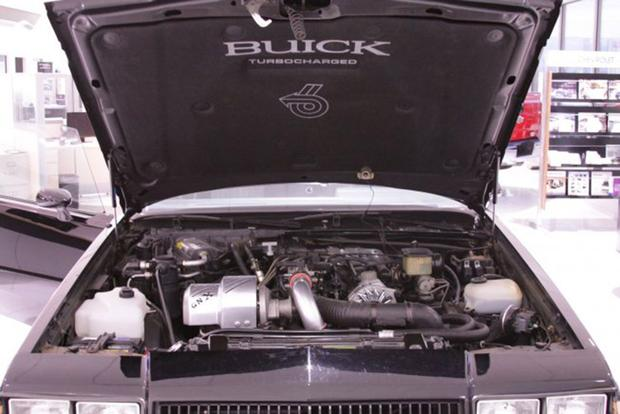 Autotrader Find: Mint 1987 Buick GNX for $150,000 featured image large thumb4